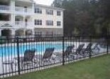 Steel fencing Pool Fencing